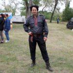 Козаки Колоброд та Ворон представили 20 видів козацької зброї (ВІДЕО)