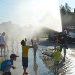 Вогнеборці обіцяють охолодити всіх бажаючих Дніпрян!