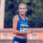 Відома українська легкоатлетка Саладуха показала накачану фігуру