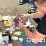 Під час одержання хабара було затримано працівників Головного управління Держпродспоживслужби в Дніпропетровській області